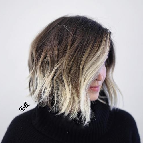 80+ Popular Short Haircuts 2018 For Women | Styles Weekly Inside Most Current Piece Y Pixie Haircuts With Subtle Balayage (View 7 of 25)