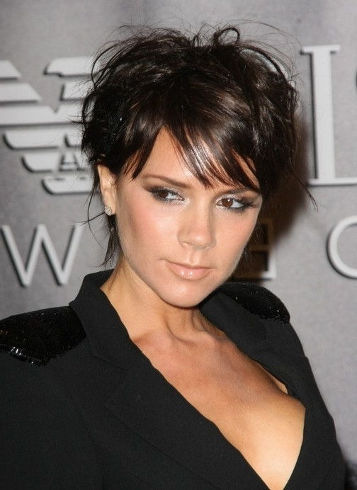 80+ Popular Short Haircuts 2018 For Women | Styles Weekly With Regard To 2018 Angled Pixie Bob Hairstyles With Layers (Gallery 23 of 25)