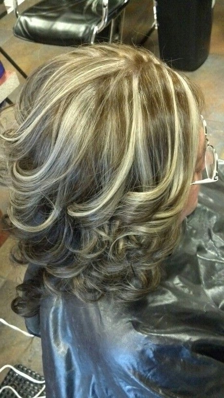 8052867704 (Emsndws0658) On Pinterest With Regard To Thin Platinum Highlights Blonde Hairstyles (View 11 of 25)