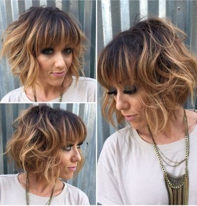 83 Latest Layered Hairstyles For Short, Medium And Long Hair Pertaining To Most Up To Date Balayage Pixie Hairstyles With Tiered Layers (View 20 of 25)