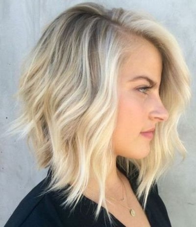 89 Of The Best Hairstyles For Fine Thin Hair For 2018 Throughout Inverted Blonde Bob For Thin Hair (Gallery 5 of 25)
