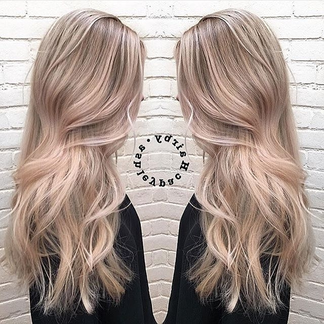Featured Photo of All Over Cool Blonde Hairstyles