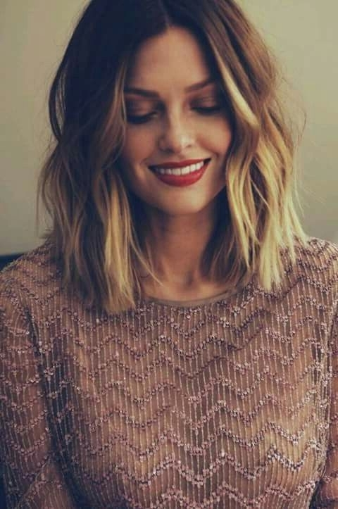 And There It Isfinally | Hair Styles | Pinterest | Lob, Blonde For Messy Blonde Lob Hairstyles (Gallery 21 of 25)