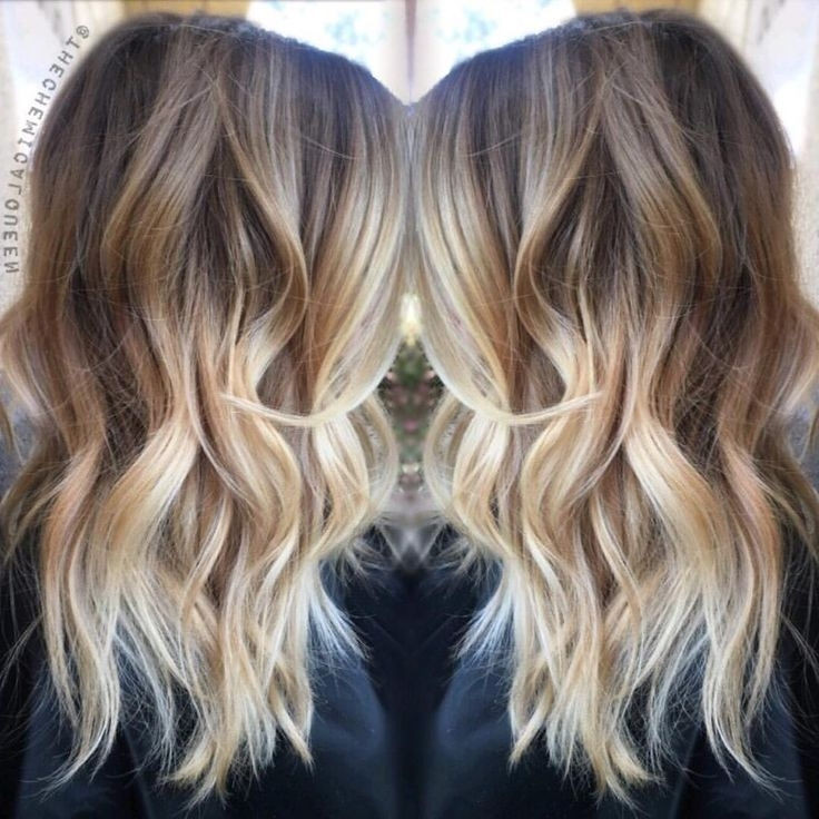 Ash Beige Balayage … | Hair! | Pinterest | Ash Beige, Balayage And Ash Intended For Beige Balayage For Light Brown Hair (View 10 of 25)