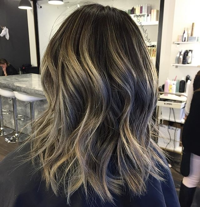 Ash Blonde & Textured Waves | A Little Bit Of Everything I Love <3 With Regard To Amber Waves Blonde Hairstyles (View 5 of 25)