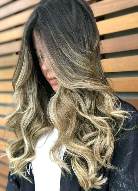 Balayage Color Stunning Color Ideas For Hairstyles Blonde Balayage Pertaining To Blonde Color Melt Hairstyles (View 5 of 25)