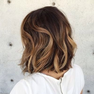 Balayage Hairstyles For Short Length Hair With Current Feathered Pixie With Balayage Highlights (View 8 of 25)