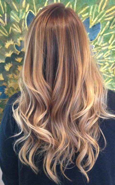 Balayage Light Brown Hair | Hairstyle Haircut Today For Tortoiseshell Straight Blonde Hairstyles (View 3 of 25)