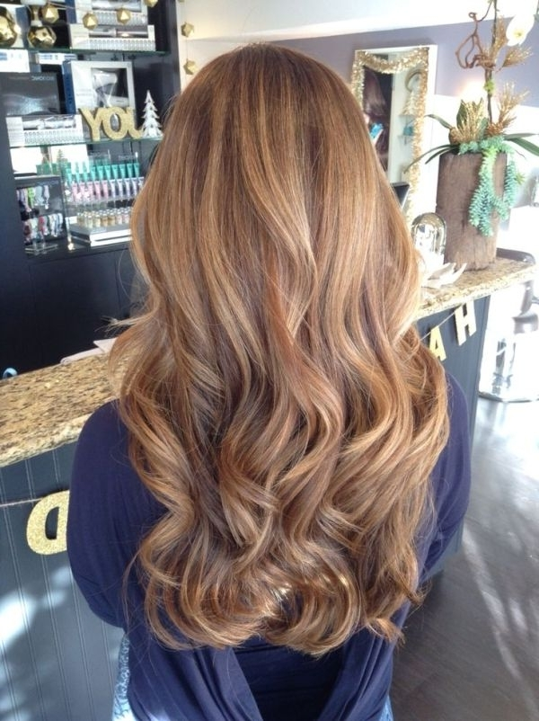 Featured Photo of Soft Flaxen Blonde Curls Hairstyles