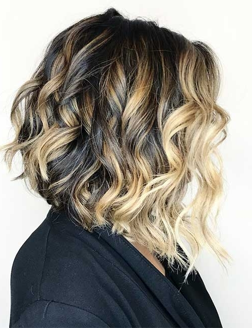 Balayage Vs Highlights: What's The Difference? For Dirty Blonde Balayage Babylights Hairstyles (View 20 of 25)