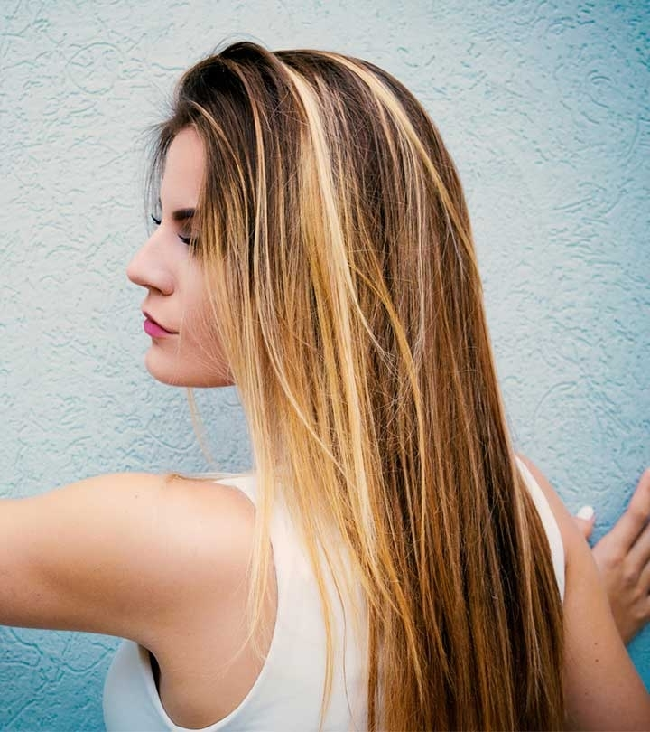Balayage Vs Highlights: What's The Difference? Throughout Newest Shaggy Pixie Hairstyles With Balayage Highlights (View 24 of 25)