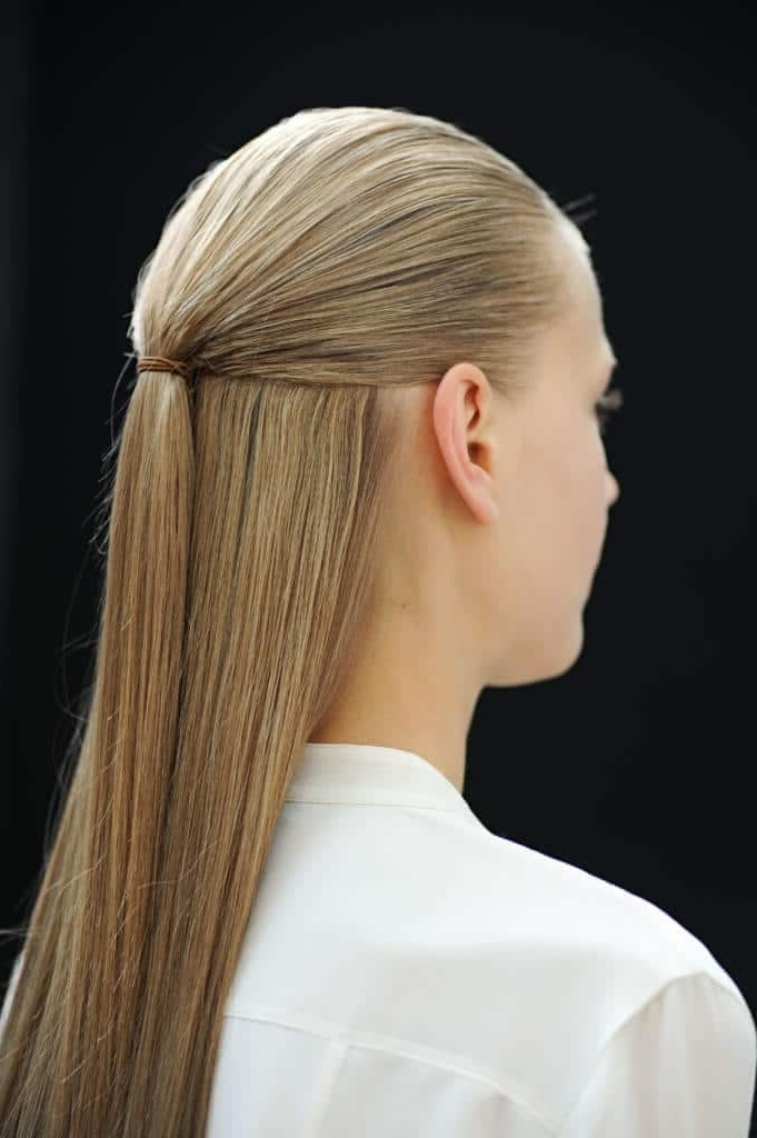 Beach Wedding Hairstyles And Hair Trends To Inspire With Regard To Beachy Half Ponytail Hairstyles (View 22 of 25)