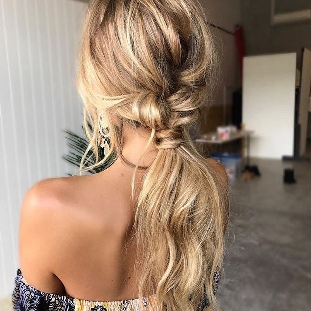 Bee Hive Hairstyle | Bouffant Hair Curly | Pinterest | Ponytail With Pony Hairstyles With Textured Braid (View 19 of 25)
