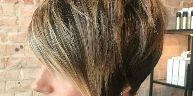 Best 10 Trendy Short Hairstyles With Bangs – Pouted Online Lifestyle Within Latest Finely Chopped Buttery Blonde Pixie Hairstyles (View 22 of 25)