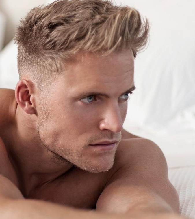 Featured Photo of Fade To White Blonde Hairstyles