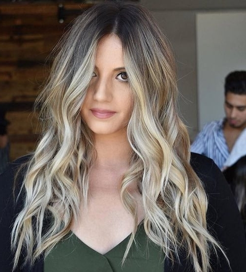 Best Hair Color For Fair Skin: 53 Ideas You Probably Missed Within Pale Blonde Balayage Hairstyles (View 7 of 25)
