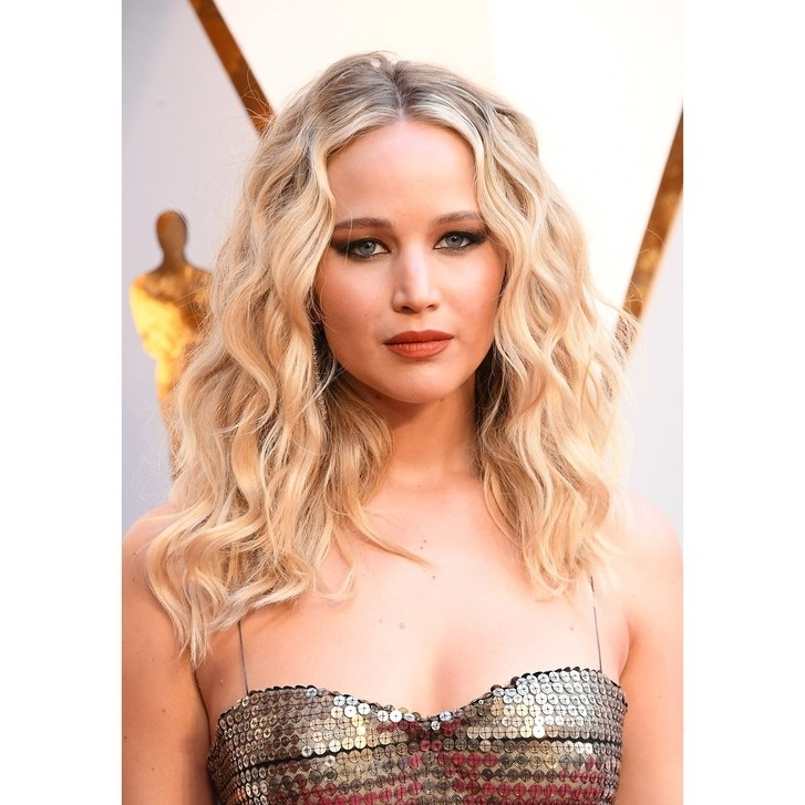 Best Hairstyle Ideas For Long Hair From 2018 Red Carpets | Allure Pertaining To Red Carpet Worthy Hairstyles (View 7 of 25)