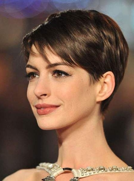 Best Short Haircuts For Fine Hair | Fine Short Hairstyles Intended For Current Soft Pixie Bob Haircuts For Fine Hair (View 16 of 25)