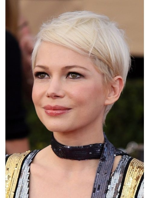 Best Short Haircuts For Fine Hair | Fine Short Hairstyles With Newest Soft Pixie Bob Haircuts For Fine Hair (View 14 of 25)