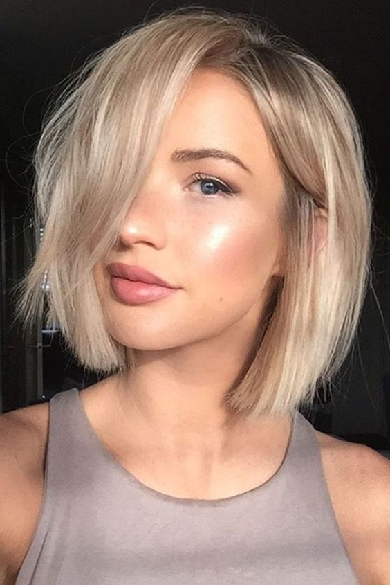 Best Short Haircuts For Fine Hair | Fine Short Hairstyles With Regard To Current Long Voluminous Pixie Hairstyles (View 15 of 25)