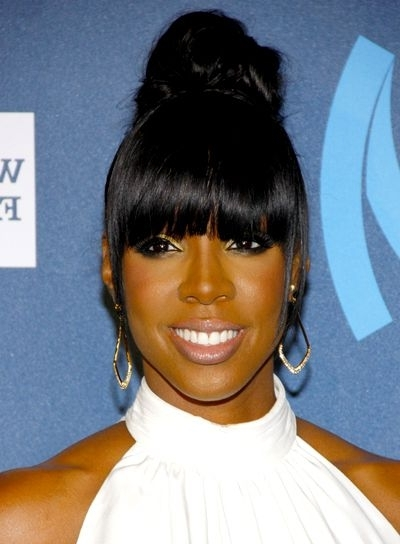 Featured Photo of On Top Ponytail Hairstyles For African American Women