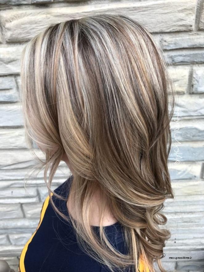Blonde And Brown Hairstyles Luxury Trendy Hair Highlights Blonde In Light Brown Hairstyles With Blonde Highlights (View 9 of 25)