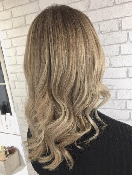 Blonde Balayage: 15 Sublime Shades We're Dying To Try Intended For Butterscotch Blonde Hairstyles (View 12 of 25)