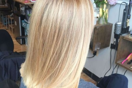 Blonde Balayage Bob Hair | Best Hairstyles In Bright Long Bob Blonde Hairstyles (View 11 of 25)