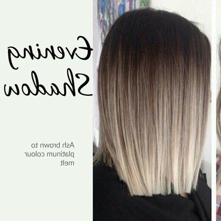 Blonde Color Melt | Spring '17 Hair Trends | Pinterest | Blonde In Blonde Color Melt Hairstyles (View 8 of 25)