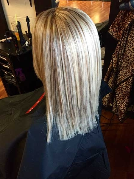 Blonde Hair Color Ideas For Every Length   Hairstyles & Haircuts Throughout All Over Cool Blonde Hairstyles (View 19 of 25)