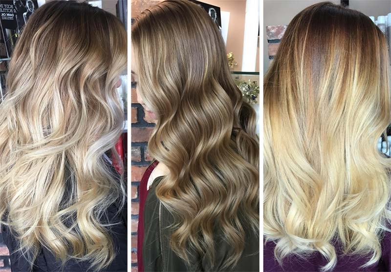 Blonde Hair Color Shades: How To Dye Hair Blonde & How To Maintain Intended For Creamy Blonde Fade Hairstyles (View 8 of 25)