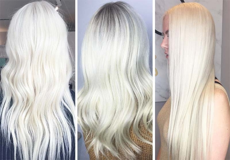 Blonde Hair Color Shades: How To Dye Hair Blonde & How To Maintain Pertaining To Creamy Blonde Fade Hairstyles (View 9 of 25)