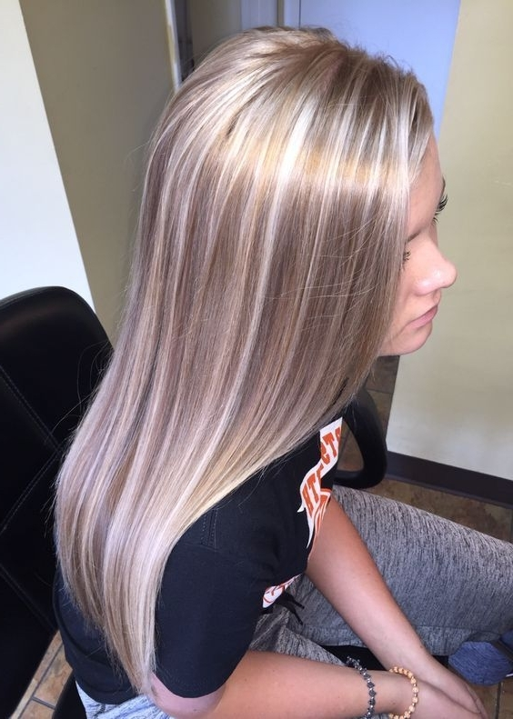 Blonde Hair Colors For Fair Skin Tone | Hair, Hair It's What We Wear With Regard To Light Golden Blonde With Platinum Highlights (View 3 of 25)