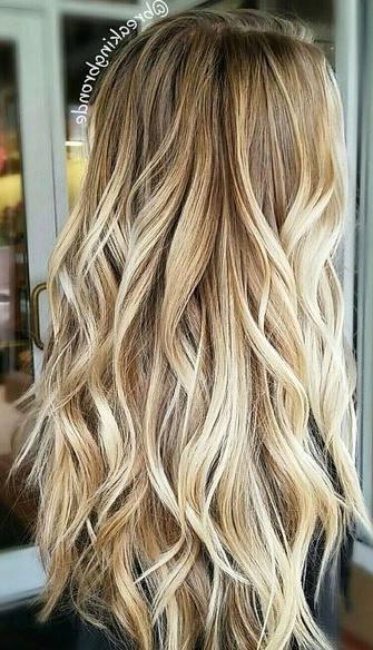 Blonde Honey Color Melt | Luscious Locks | Pinterest | Honey Colour Throughout Blonde Color Melt Hairstyles (View 9 of 25)