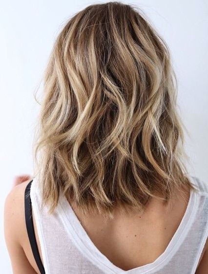Featured Photo of Long Bob Blonde Hairstyles With Babylights