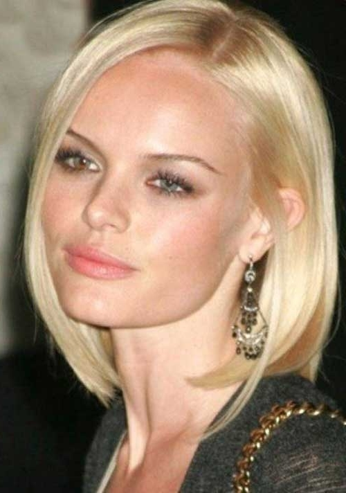 Bob Cuts For Fine Hair   Short Hairstyles 2017 – 2018   Most Popular Inside Inverted Blonde Bob For Thin Hair (View 19 of 25)
