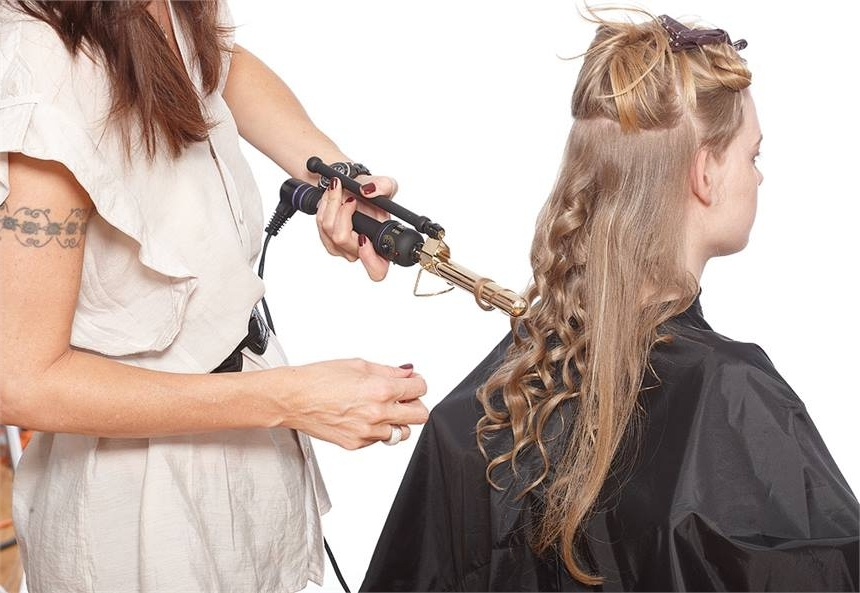 Botticelli Waves – Hairstyling & Updos – Modern Salon Within Botticelli Ponytail Hairstyles (View 13 of 25)
