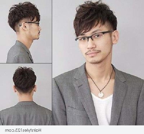 Bowl Cut Asian Men Hairstyle For Most Recent Choppy Bowl Cut Pixie Hairstyles (View 21 of 25)