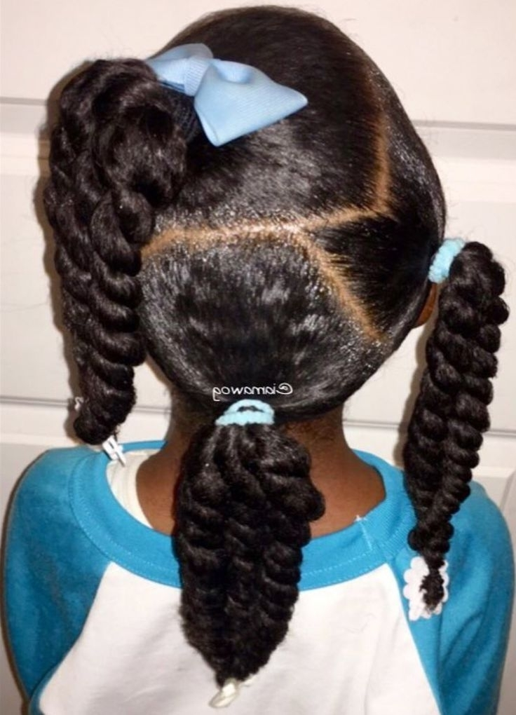 Bows And Ponytails | Kids Hair Styles In 2018 | Pinterest | Ponytail Pertaining To Princess Like Ponytail Hairstyles For Long Thick Hair (View 16 of 25)