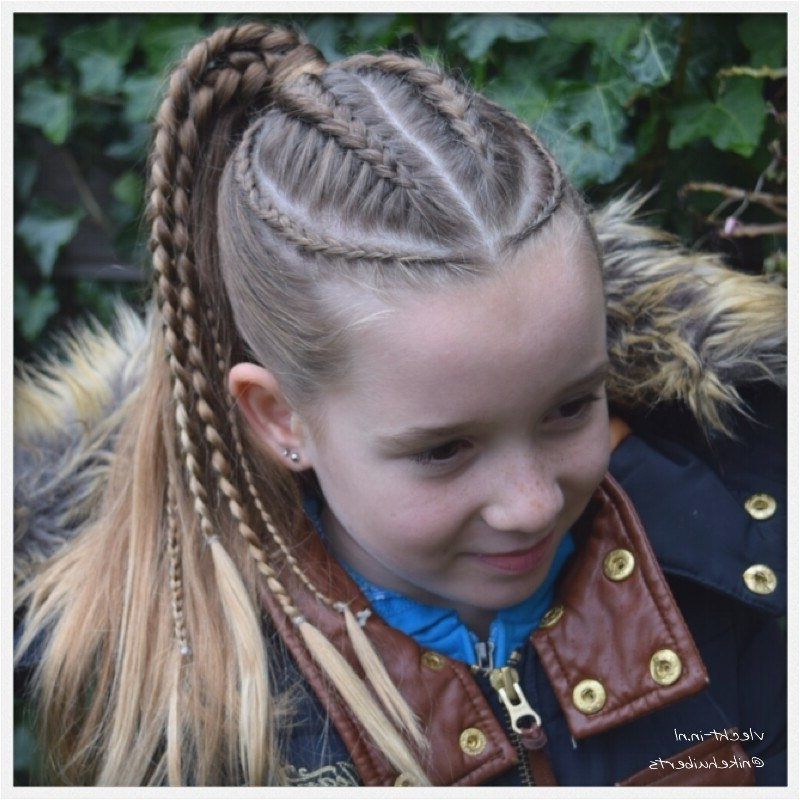 Braid Ponytail Hairstyles Pictures Dutch Braids And Micro Braids Pertaining To Ponytail Hairstyles With Dutch Braid (View 13 of 25)