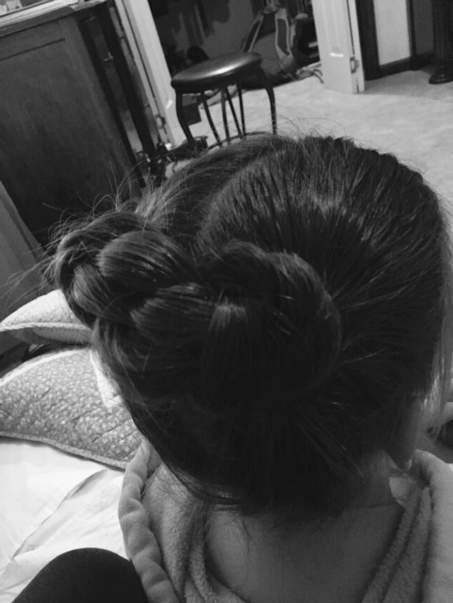 Braided Entwined Bun  (View 13 of 25)