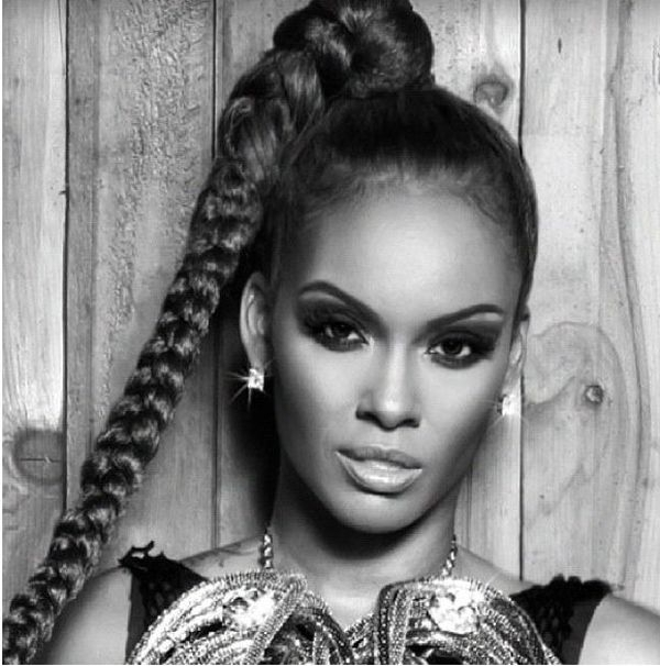 Featured Photo of Long Braided Ponytail Hairstyles