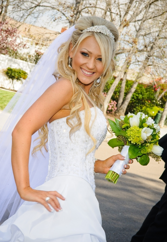 Bridal Hair Extensions – Wedding Images – Beds Herts London Essex Cambs Pertaining To White Wedding Blonde Hairstyles (View 14 of 25)