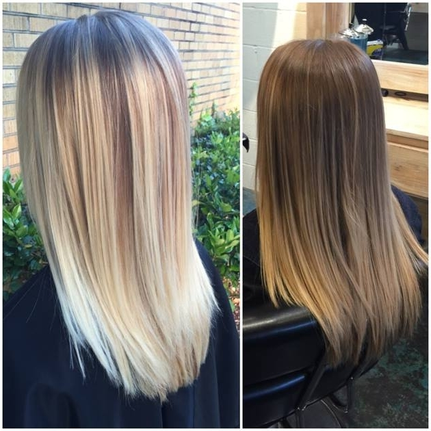 Brightening Up To Pearl Blonde – Career – Modern Salon Inside Pearl Blonde Highlights (View 3 of 25)