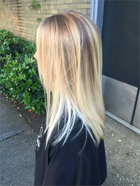 Brightening Up To Pearl Blonde – Career – Modern Salon With Regard To Pearl Blonde Highlights (View 4 of 25)