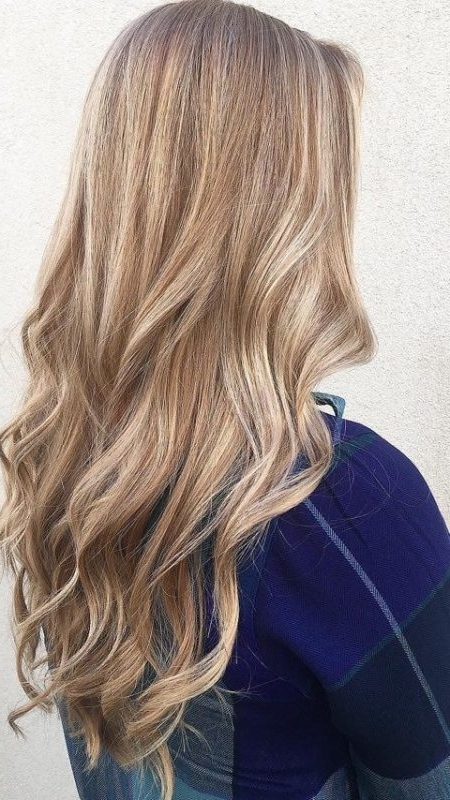 Bronze Blonde Hair Dye – Best Image Of Blonde Hair 2018 Throughout Creamy Blonde Fade Hairstyles (View 10 of 25)