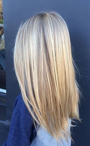 Butter Blonde Highlights | Hair Color | Pinterest | Blondes, Butter With Regard To Buttery Highlights Blonde Hairstyles (View 13 of 25)