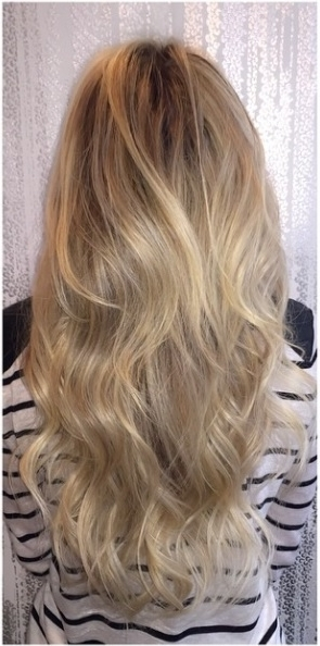 Butter Blonde Highlights – Jonathan & George Intended For Buttery Highlights Blonde Hairstyles (View 9 of 25)