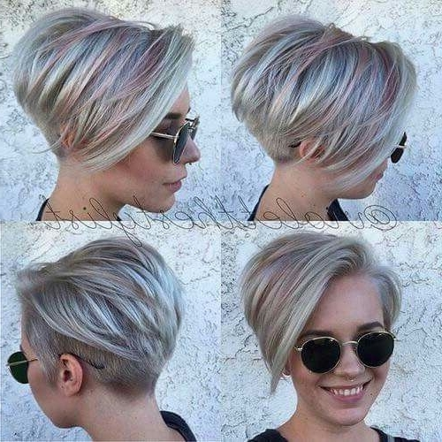 Cabello Corto   Hair & Makeup   Pinterest   Haircuts, Pixie Styles Pertaining To Most Recent Pixie Wedge Hairstyles (View 23 of 25)