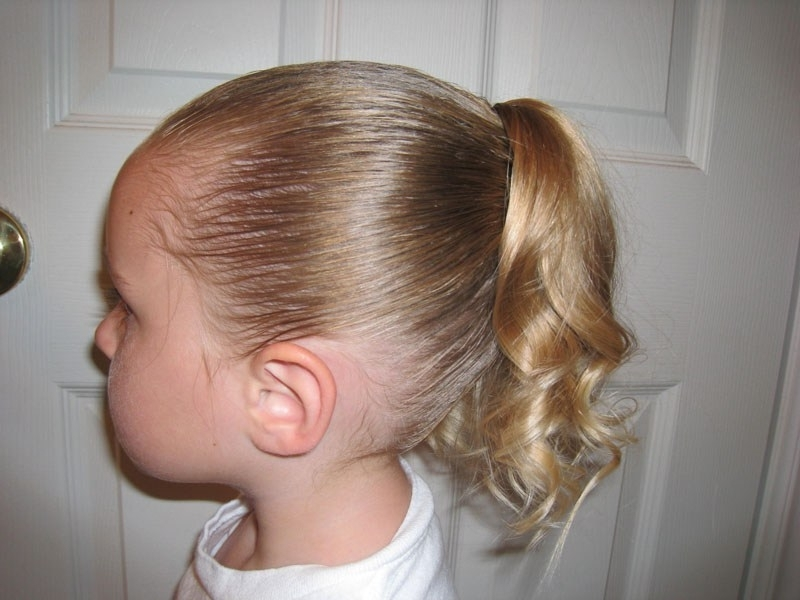 Cascading Waterfall Ponytail – Babes In Hairland Intended For Cascading Ponytail Hairstyles (View 7 of 25)